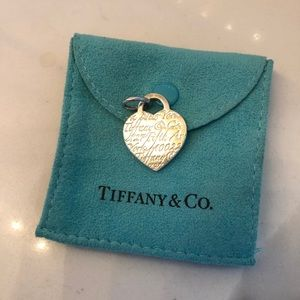 Tiffany and Co Charm